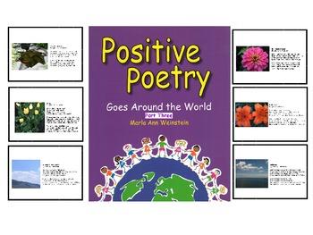 Positive Poetry PowerPoint Presentation #7