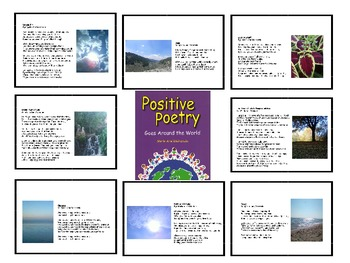 Positive Poetry PowerPoint Presentation
