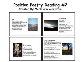 Positive Poetry Reading #2