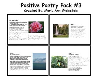 Positive Poetry Reading #3