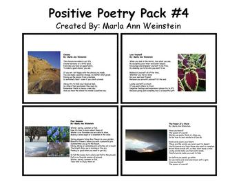 Positive Poetry Reading #4