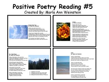 Positive Poetry Reading #5
