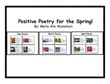 Positive Poetry for the Spring!