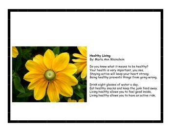 Positive Poetry for the Summer!
