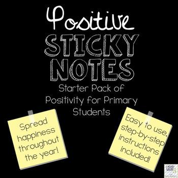 Positive Sticky Notes Starter Pack