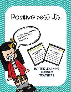 Positive Post-its!