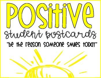 Positive Postcards