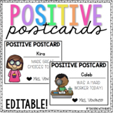 Positive Notes Home Editable