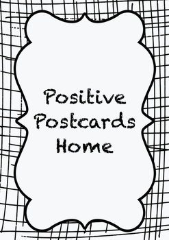 Positive Postcards Home