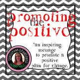 Positive Poster- Self Esteem [NO PREP]