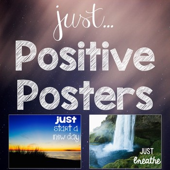 Free Calming Posters