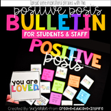 Positive Posts Bulletin (For Students and Staff) - Digital