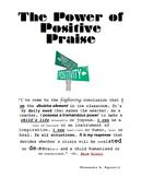 Professional Development: Positive Reinforcement