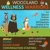 *Resilience *Grit *Optimism *Gratitude *Wellness SCOOT, GAME, & JENGA® labels