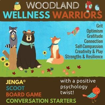 School Counseling Bundle: Resilience, Optimism, Gratitude & Wellness