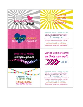 Kindness Week Cards