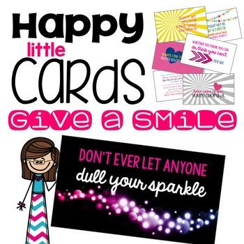 Kindness Week Cards