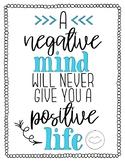 Positive Quote Poster Bundle
