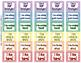 Positive Rainbow Behavior Chart