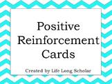 Positive Reinforcement Cards