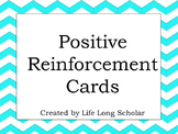 Positive Reinforcement Cards