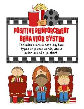 Positive Reinforcement Classroom Management Behavior System