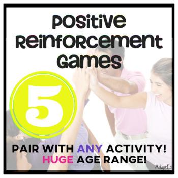 Positive Reinforcement Games