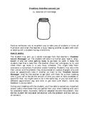 Behavior Management/Positive Reinforcement Jar