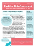 ABA Newsletter: Positive Reinforcement