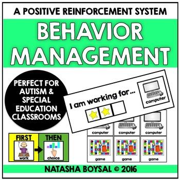 Behavior Management (Positive Reinforcement System)