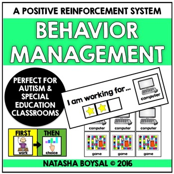Behavior Management (Positive Reinforcement System)