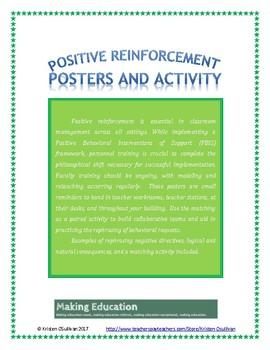 Positive Reinforcement Training Materials