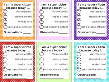 Positive Reinforcement notes- Spanish and English