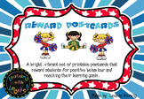 Positive Reward Postcards - free