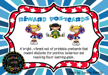 Positive Reward Postcards - free