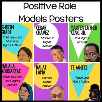 Positive Role Models Posters