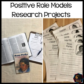 Positive Role Models Research Projects