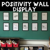 Positive Saying Wall Posters