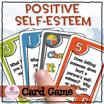 Positive Self-Esteem Card Game