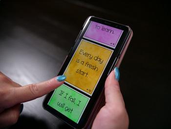 Positive Self-Talk Digital Cards