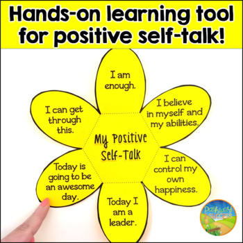 Positive self talk for teens that interfere