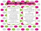 Classroom Management: Positive Self Talk Statements
