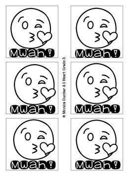 Positive Sticky Notes Emojis Pack