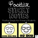Positive Sticky Notes Emojis Pack