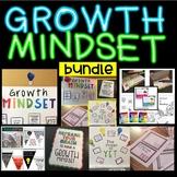 Growth Mindset Activities Mega Bundle