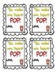 Gift Tags | Popcorn theme | Valentine's Day, Testing Motivation