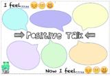 Positive Talk & Gratitude bundle pack