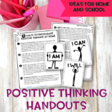 Positive Thinking Handouts