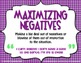 Positive Thinking Counseling Pack