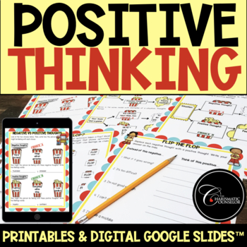 Positive Thinking Popcorn: Choosing Positive Thoughts (from Resilience Park)